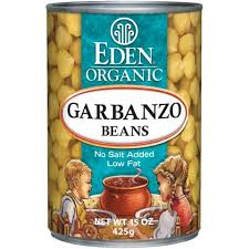 Eden No Salt Added Garbonzo Beans