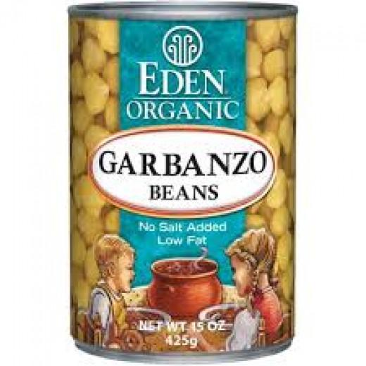 Eden No Salt Added Garbonzo Beans