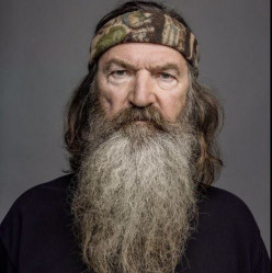Phil Robertson is suspended for speaking his mind. What is your opinion on it?