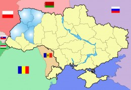 Ukraine and Neighbors