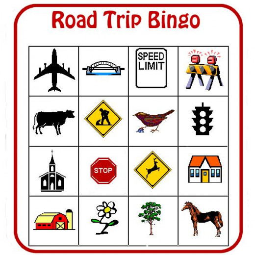 Great Road Trip Games and Activities