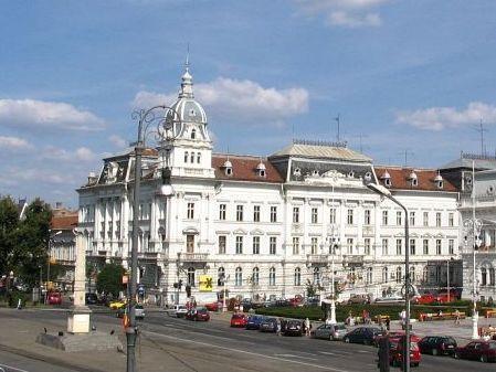 Cenad Palace