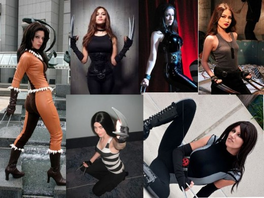 X-23 Alternate Cosplay Costumes
