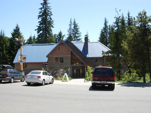 Visitor's Center