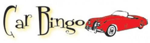 Car Bingo: Download it from Inkless Tales. Image © Elizabeth WIlliams Bushey