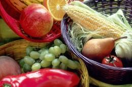 Eat more fruits & vegetables.