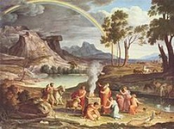 Bible: What Does Genesis 9-10 Teach Us About the Noahic Covenant and the Table of Nations?