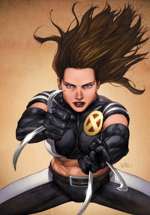 X-23 X-Men Costume