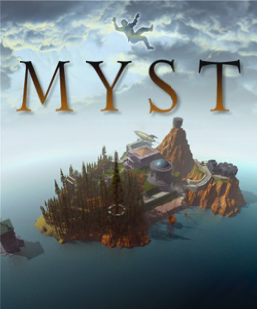 The First Game in The Myst Series