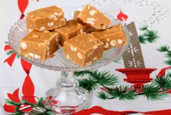 Easy to Make Creamy Milk Chocolate Fantasy Fudge with Reduced Sugar and Fat