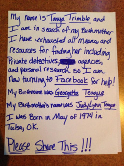 Judy Lynn Teague - I am Searching for You (update)