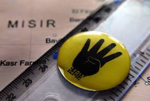 Fifteen-year-old was arrested in November for bringing a ruler with Rabaa symbol on it to school.