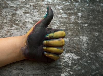 dirty little hands