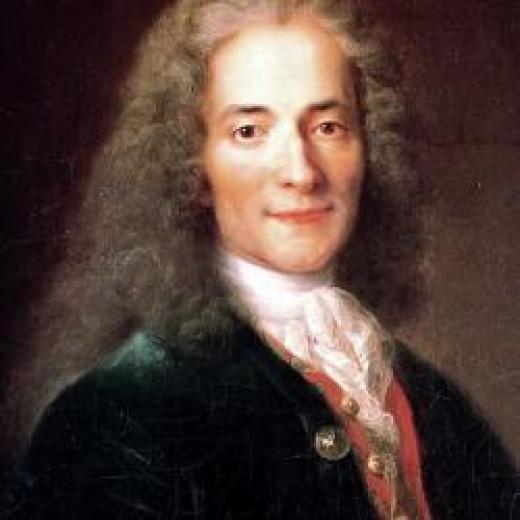 Francois-Marie Arouet (1694 - 1778)