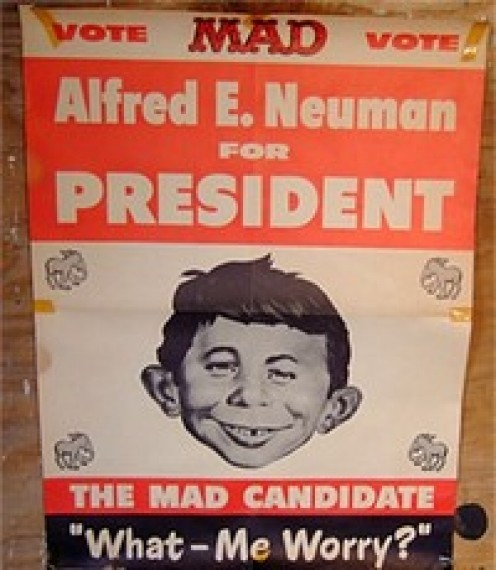 Presidential Campaigns Past - 1960