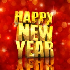 How Many Words Can You Spell With the Letters in Happy New Year?