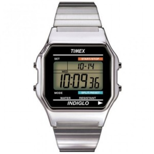 Classic Digital Watch from Timex