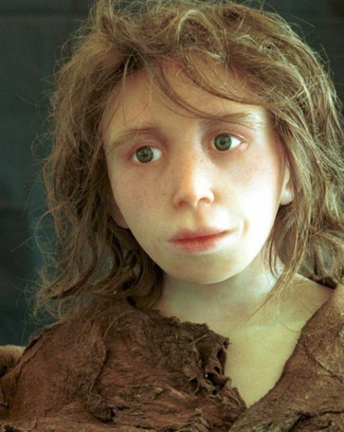 Neanderthal child from Gibraltar