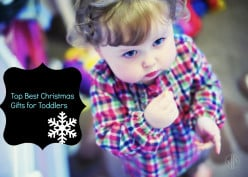 Top 5 Christmas Gifts for Children Under 5| 2014 Favourites