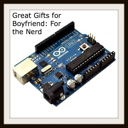 Arduino is one of the best geek gifts you could buy.