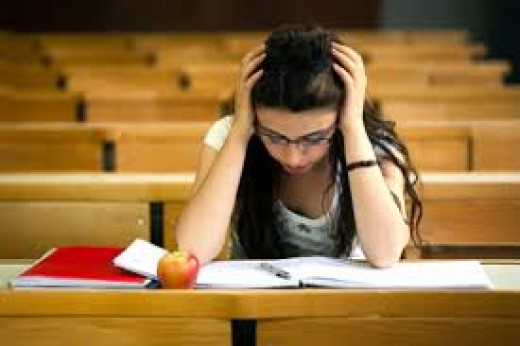 Helping children deal with examination related stress.