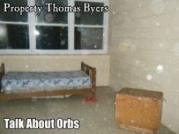 Remember that if you see orbs in a photo you need to consider if there could be natural causes for the orbs.