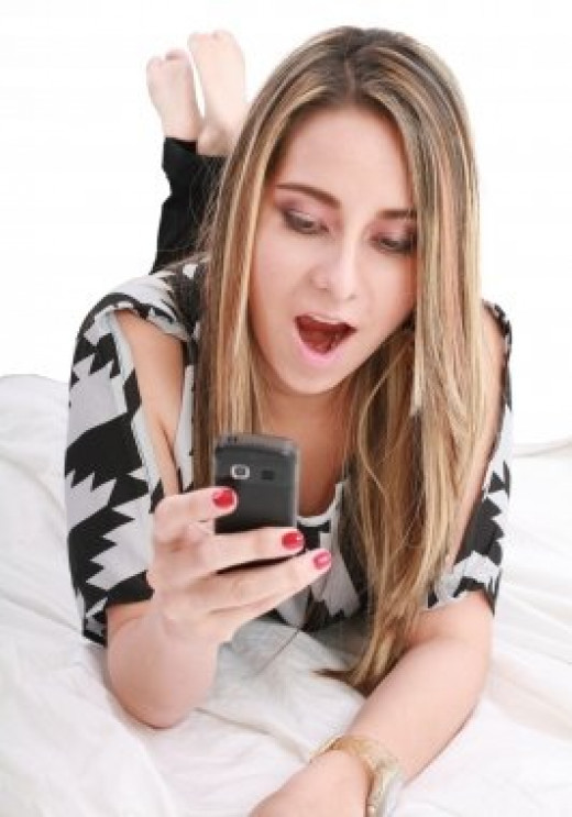 Do you bother your girlfriend with a constant stream of calls, messages and annoying levels of neediness?