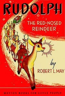 The Story of Rudolph and Santa