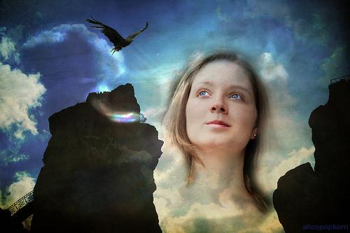 open your eyes from Cornelia Kopp flickr.com