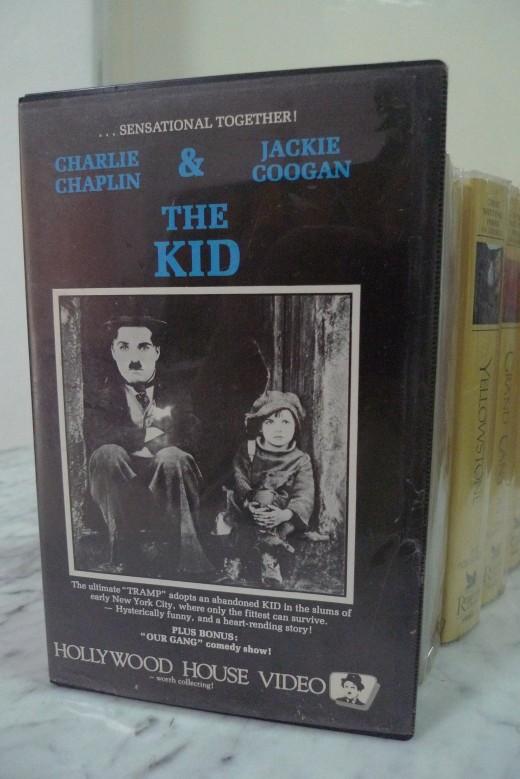 Charlie Chaplin-The Kid 1921: A Silent Comedy-Drama