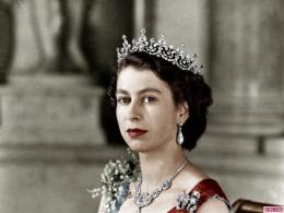Queen Elizabeth, ascendant in Capricorn
