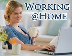 Finding Work From Home
