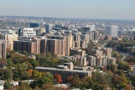 Arlington may look like a city, but it is actually a county in Virginia