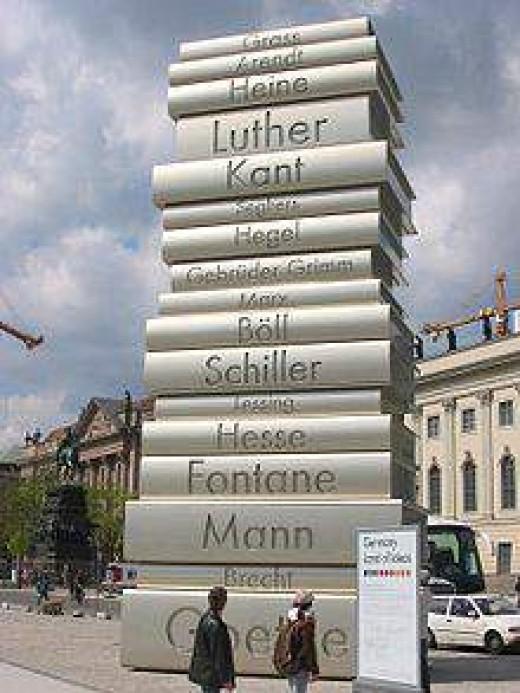 Monument in Honour of Gutenberg