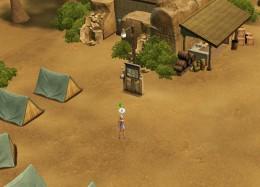 Al Simhara Base Camp