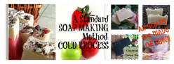 Standard COLD PROCESS Soap Making Tutorial