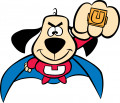 Underdog, A Doggier Cartoon Superhero
