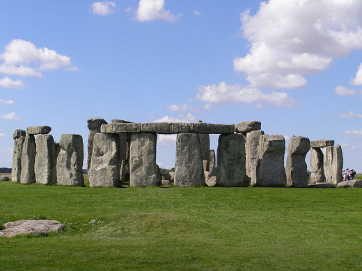 Stonehenge is aptly named, as its building material is as tough as you can get. It will survive long after more modern structures have crumbled into the earth.