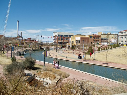 River Walk,  Pueblo, Colorado