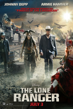 2013's Most Underrated Film: The Lone Ranger