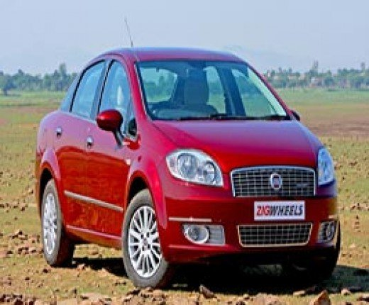 Fiat Linea. The car of my choice.