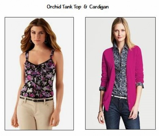 Orchid Brightens any Look!