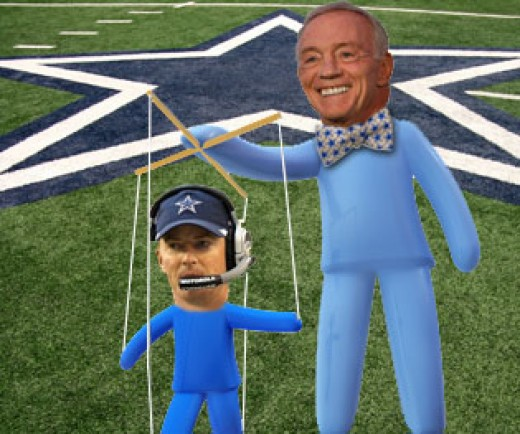 Who's REALLY the Head Coach of the Cowboys?