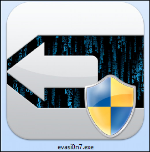 The Evasi0n jailbreak application