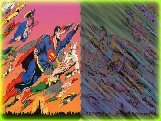 Clash of DC Universe