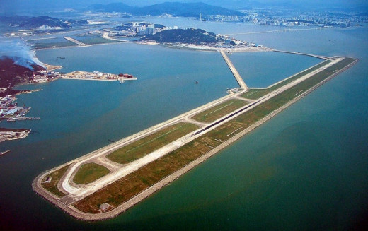 Macau International Airport (VMMC)