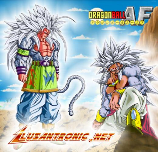 Goku Goes Super Saiyan 5?