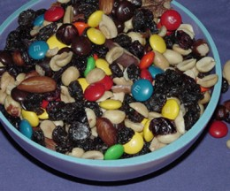 Simple Trail Mix Recipes
