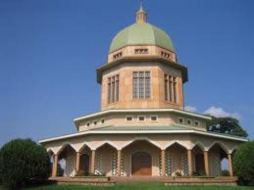 Bahai Worship Place