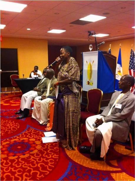Diaspora and African Leaders